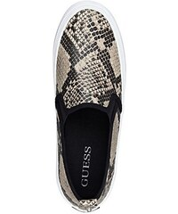 GUESS tenisky Cangelo Slip-On Printed