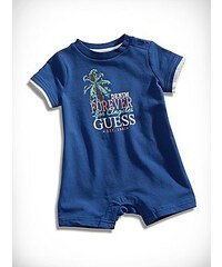 GUESS Kids overal Short-Sleeve with Screen Print