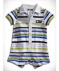 GUESS Kids body Short-Sleeve Striped