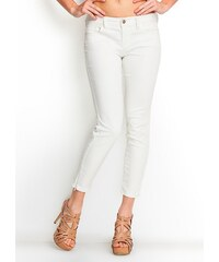 GUESS jeans Brittney Cropped White