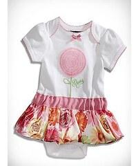 GUESS Kids body Short-Sleeve With Print Peplum