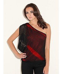 GUESS top Gionna One-Shoulder