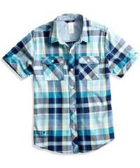 Guess Kids košile Plaid Logo