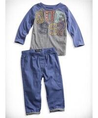 Guess Kids set Raglan Logo Tee and Pants