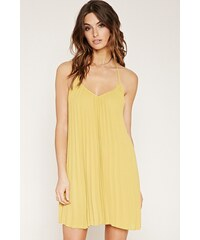 Forever 21 šaty Contemporary Pleated