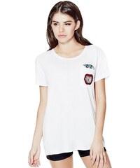 Guess tričko Short-Sleeve Monsta Logo Pocket