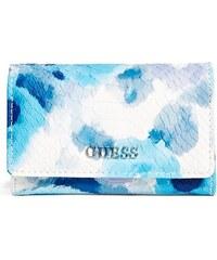 Guess peněženka Delaney Floral-Print Mini