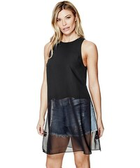 Guess top Isabelle Sheer Overlay