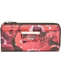 Guess peněženka Bobbi Floral-Print