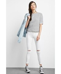 Forever 21 jeans Distressed Skinny