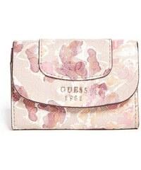 Guess peněženka Marian Floral-Print