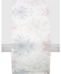 Esprit Chemin de table imprimé flocons de neige