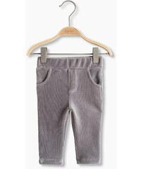 Esprit Pantalon molletonné texture velours