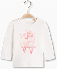 Esprit T-shirt imprimé, 100 % coton