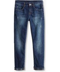 Esprit Jean 7 poches, intérieur à carreaux