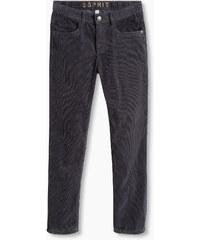 Esprit Pantalon en velours 5 poches, 100 % coton