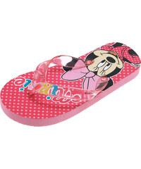 Disney Minnie Zehentrenner pink in Größe 24/25 für Mädchen aus Sohle: 100% Polyethylen Steg: 100% Polyvinylchlorid