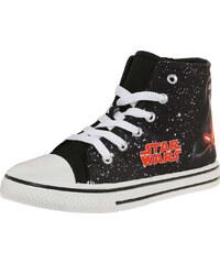 Star Wars-The Clone Wars Sneaker schwarz in Größe 29 für Jungen aus 100% Polyester