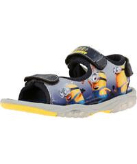 Minions Sandalen marine blau in Größe 24 für Jungen