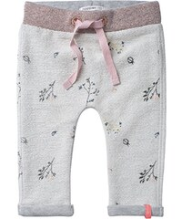 Noppies Baby-Mädchen Hose G Pant Sweat Tapered Cocoa