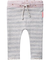 Noppies Baby-Mädchen Hose G Pants Jrsy Tapered Chaval