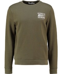 Topman Sweatshirt khaki/olive