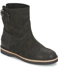 Shabbies Boots NATUR GRASSO ANTHRACITE