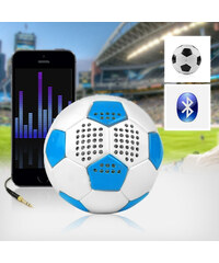Bena Enceinte Bluetooth design ballon de foot