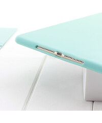 Lesara Unifarbene Silikon-Hülle für Apple iPad Air 1/2 - Mint