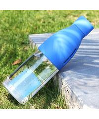 Lesara Tee-Infusions-Trinkflasche - Blau