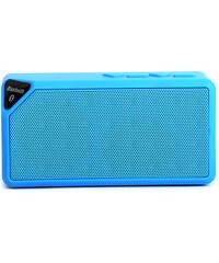 Lesara Bluetooth-Lautsprecher im farbigen Design - Blau