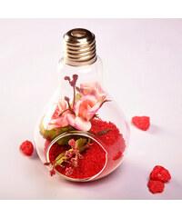 Lesara Glühbirnen-Deko-Vase zum Aufhängen - Eine Öffnung