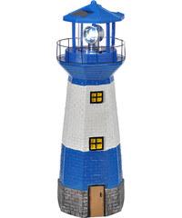 Lesara Solar-Leuchtturm - Blau