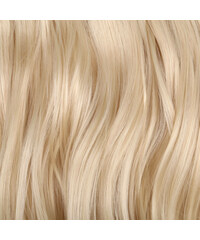 Lesara Clip-In-Extensions gewellt - Blond