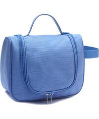 Lesara Kulturtasche mit Tragelasche - Blau