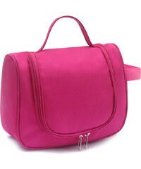 Lesara Kulturtasche mit Tragelasche - Pink