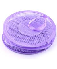 Lesara Zylinderförmige Hängeaufbewahrung - Violett