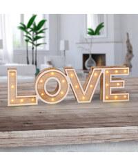 Lesara LED-Dekoration Schriftzug - Love