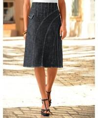 Blancheporte Džínová sukně modrá 42