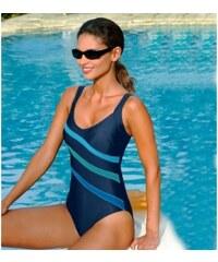 Blancheporte Jednodílné plavky nám.modrá/modrá 38