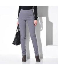 Blancheporte Jednobarevné kalhoty šedá 36