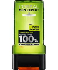 L´Oréal Men Expert Körperpflege Shower Pure Power Duschgel 300 ml