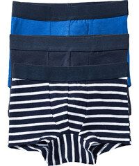 bpc bonprix collection Lot de 3 boxers bleu enfant - bonprix