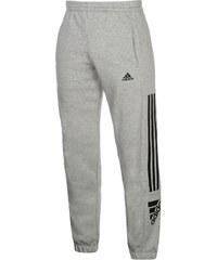 Tepláky adidas Three Stripe Logo Fleece pán.