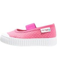 Victoria Shoes Babies frambuesa