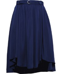 Soaked in Luxury DEMI Jupe plissée dress blues
