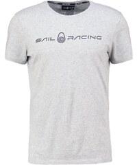 Sail Racing Tshirt imprimé grey melange