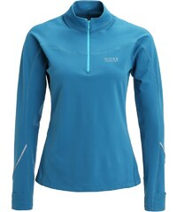 Gore Running Wear ESSENTIAL THERMO Tshirt à manches longues ink blue/scuba blue