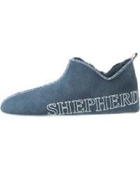 Shepherd JOSEFINE Hausschuh navy