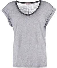 Scotch & Soda Tshirt basique grey melange
